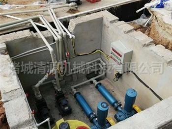 xiao区污水安装xian场