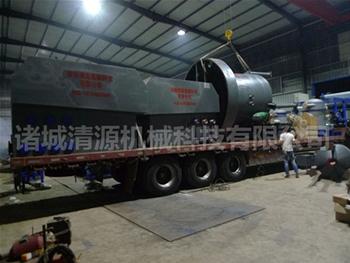 发往si川lu州造纸脱墨线zhengtao设备