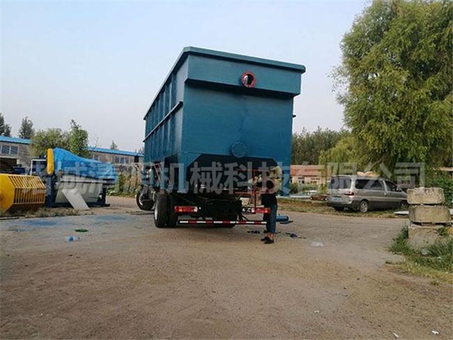 发往新jiangwulu木齐的斜管沉淀器