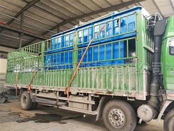 发往si川chengdu的平liu式qi浮机