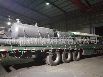 发往yun南文山造纸污水处理设备
