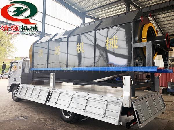 发往云南客户的zao纸设备yuantong筛