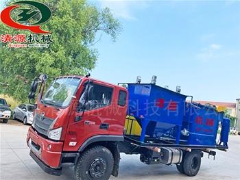 发往贵州六盘水的印刷污水处理设备用qiao装设备